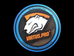 Sticker   Virtus.Pro   Cologne 2014