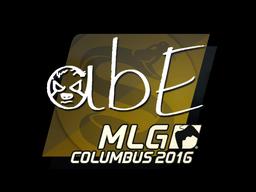 Sticker | abE | MLG Columbus 2016