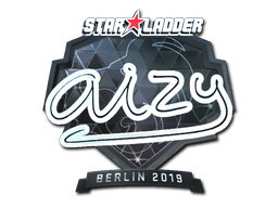 Sticker | aizy (Foil) | Berlin 2019