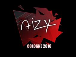 Sticker | aizy | Cologne 2016
