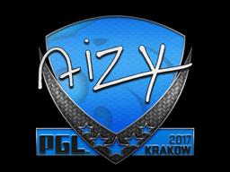 Sticker | aizy | Krakow 2017