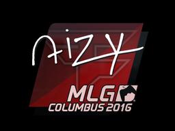 Sticker | aizy | MLG Columbus 2016