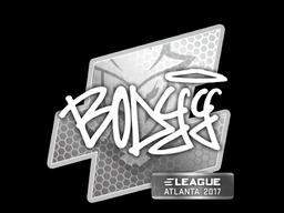 Sticker | bodyy | Atlanta 2017