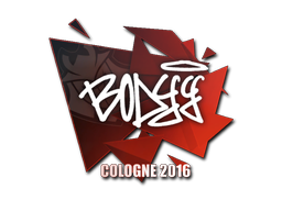 Sticker | bodyy | Cologne 2016