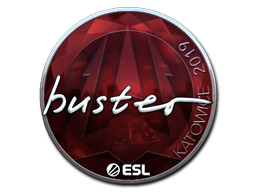 Sticker | buster (Foil) | Katowice 2019