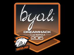 Sticker | byali | Cluj-Napoca 2015
