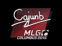 Sticker | cajunb | MLG Columbus 2016