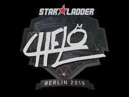 Sticker | chelo | Berlin 2019
