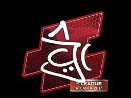 Sticker | chrisJ | Atlanta 2017