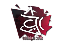 Sticker | chrisJ | Cologne 2016