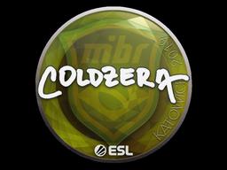 Sticker | coldzera | Katowice 2019