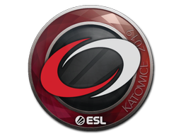 Sticker | compLexity Gaming | Katowice 2019