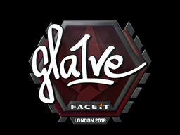 Sticker | gla1ve | London 2018