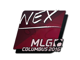 Sticker   nex   MLG Columbus 2016