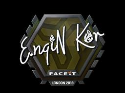 Sticker | ngiN | London 2018