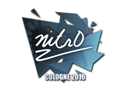 Sticker | nitr0 | Cologne 2016