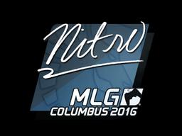 Sticker   nitr0   MLG Columbus 2016