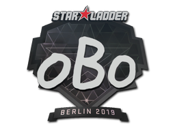Sticker | oBo | Berlin 2019