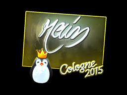 Sticker | rain (Foil) | Cologne 2015