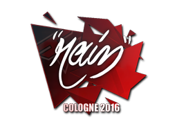 Sticker | rain | Cologne 2016