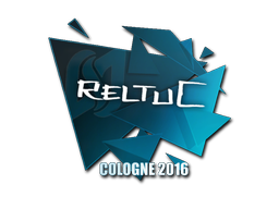 Sticker | reltuC | Cologne 2016