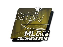 Sticker   seized   MLG Columbus 2016