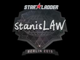 Sticker | stanislaw | Berlin 2019