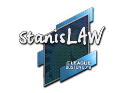 Sticker | stanislaw | Boston 2018