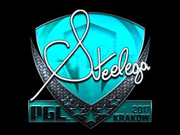 Sticker   steel (Foil)   Krakow 2017