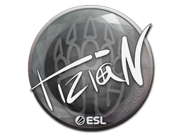 Sticker | tiziaN | Katowice 2019