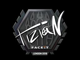 Sticker | tiziaN | London 2018