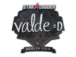 Sticker | v4lde | Berlin 2019