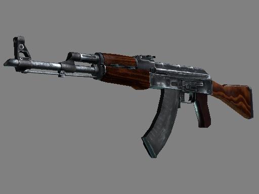 The default AK-47