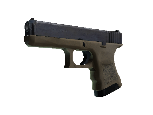The default Glock-18