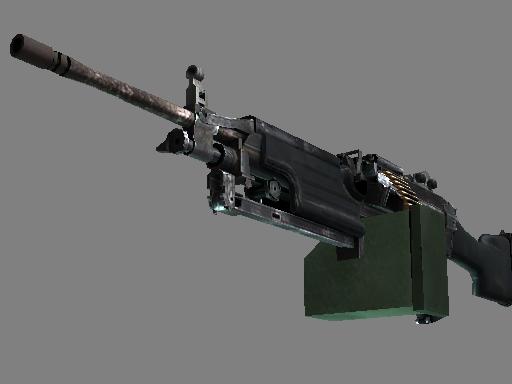 The default M249
