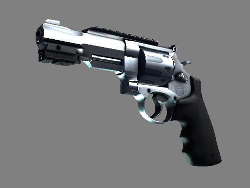 The default R8 Revolver